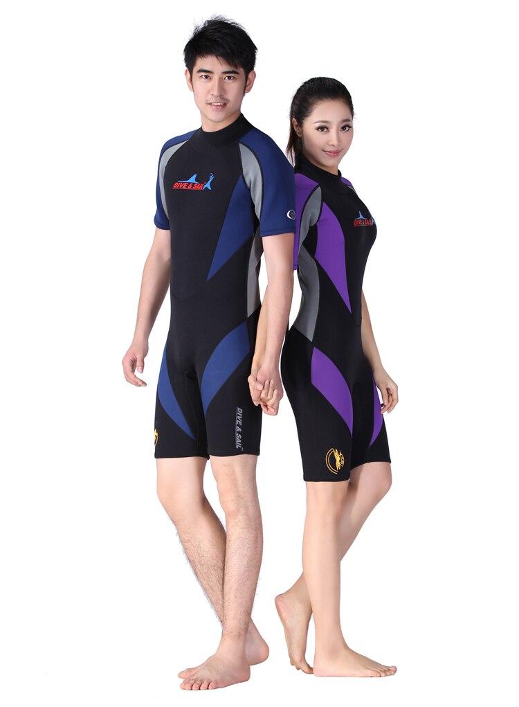 f840b65c9f57 € 43.28 50% de DESCUENTO Traje de buceo 3mm trajes para hombres, natación  de neopreno de 1,5mm, traje de surf mojado, equipo de traje de baño, ...