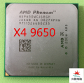 For AMD Phenom X4 9650 (HD9650WCJ4BGH) CPU 2.3 GHz Quad Core Socket AM2+ working 100% Free Shipping