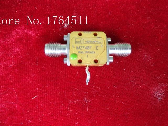 [BELLA] M/A-COM / WJ MZ7407C 3-18GHZ RF RF Coaxial Mixer SMA