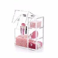M Big Size Acrylic Box Cosmetic Storage Organizer Acrylic Container Cosmetic Organizer Cosmetic Display Cabinets Lipstick