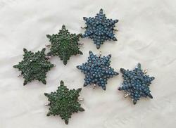 6 stücke CZ Mikro Pflastern 25mm Stern Blume Anhänger/Charme, Zirkonia Anschluss Charme, grün Schwarz Rot Blau Stern Schmuck Erkenntnisse,