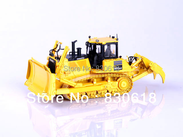 1/50 UNIVERSAL HOBBIES UH8010 Komatsu D155AX-7 Bulldozer w/Ripper Metal Tracks Construction vehicles toy
