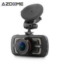 Azdome DAB205 Ambarella A12 Car DVR Camera HD 1440P 30fps 2.7 inch Video Recorder HDR ADAS Auto Cycle Recording Dash Cam GPS