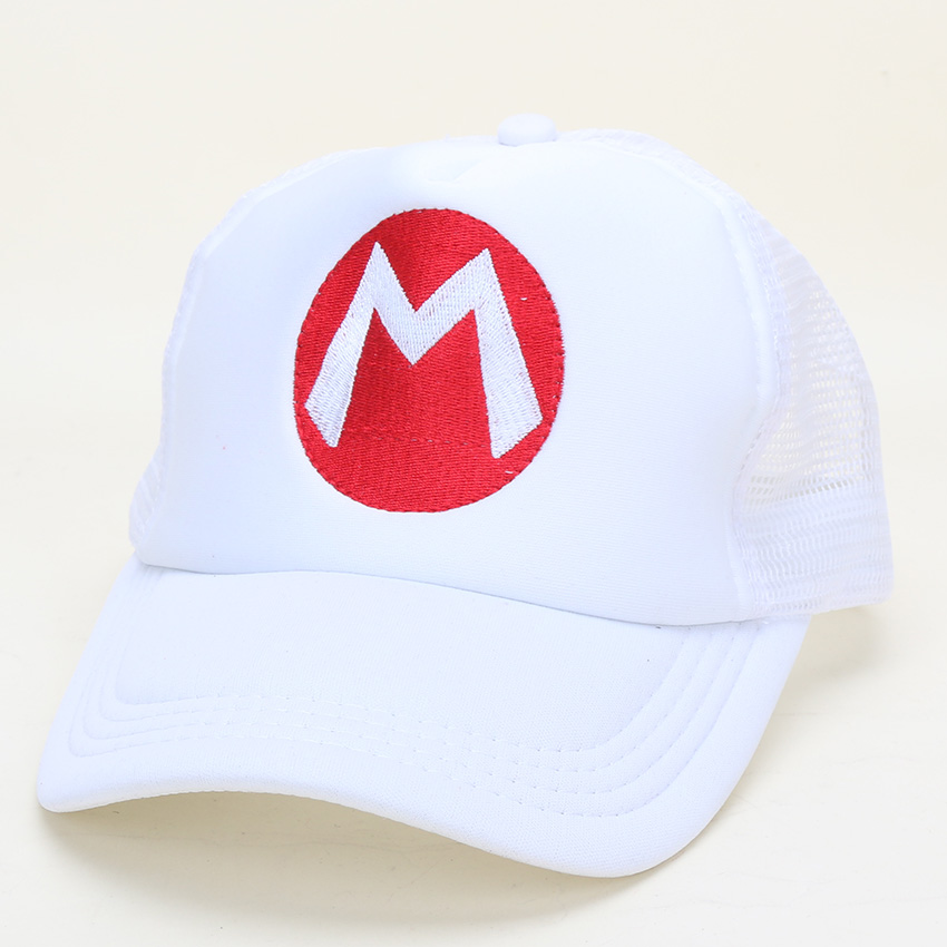 5a65481391f 15styles Super Mario Bros Baseball Hat Caps Red Blue Purple Yellow White Mario  Luigi Hats Super Mario plush toys-in Movies   TV from Toys   Hobbies on ...