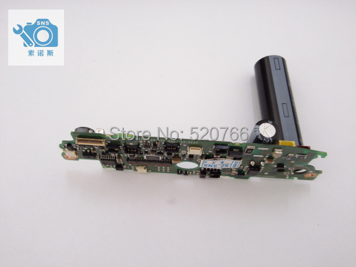 new and original for Cano 7D  flash pcb CG2-2660-000  7D flash board 7D driver board free shipping new and original for cano bgm e13l battery holder