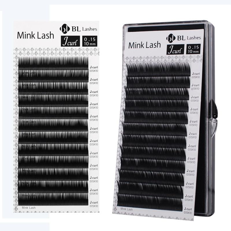 d222a35fc32 BLINK LASH KOREA(8 15) BCD Curl0.10/ 0.12Thick lines False Mink Eyelash, Eyelash Extension Lash New Packing-in False Eyelashes from Beauty & Health  on ...