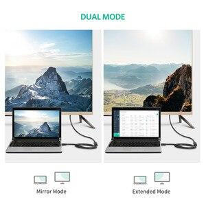 Image 4 - Ugreen HDMI Extender 4K 60Hz HDMI Verlängerung Kabel HDMI 2,0 Männlich zu Weiblich Kabel für HDTV Nintend Schalter PS4/3 HDMI Extender