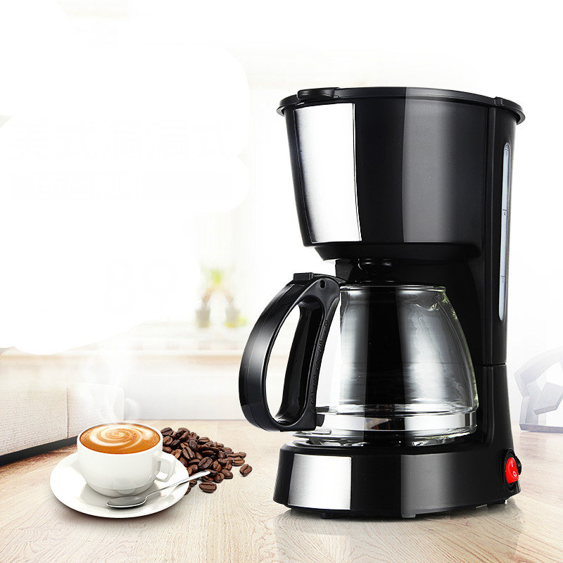 все цены на American coffee maker has fully automatic thermo-insulated Drip Coffee Maker