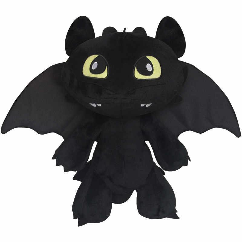 Anime Como treinar O Seu Dragão Desdentado Fúria da Luz Cosplay Prop Dragão Figura de Ação de Plástico Ornamento Boneca Criança Brinquedo Adulto nova