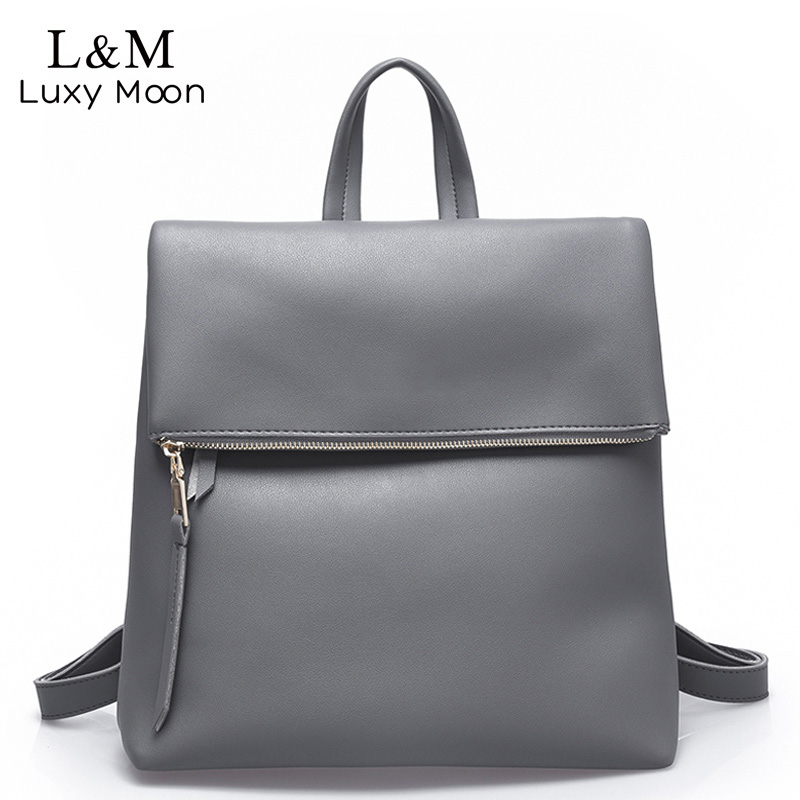 Women Backpack Zipper Letter Backpacks 2017 Hot Fashion Preppy style PU Leather Travel Bag For Teenage Girls School Bags XA1137H 2017 new fashion backpacks men travel backpack women school bags for teenagers girls pu leather preppy style backpack