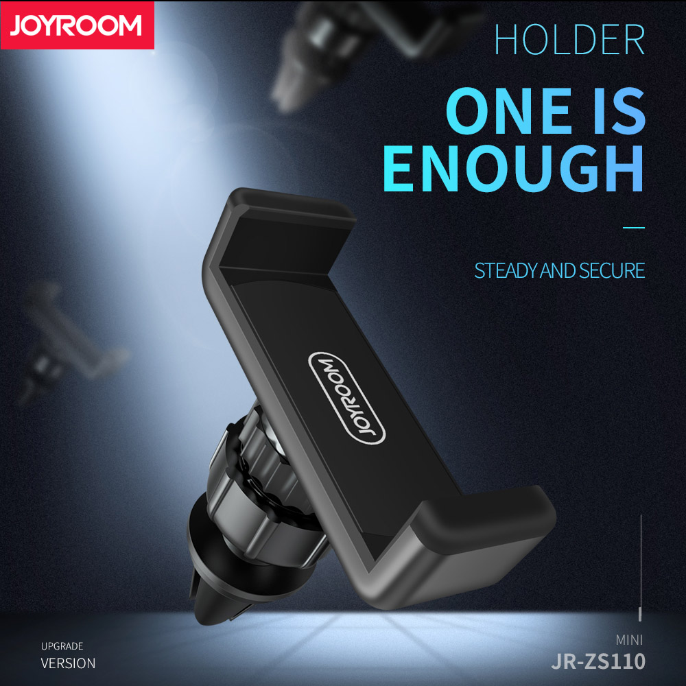 JOYROOM Mobile Phone Holder Universal Holder 360 Rotation GPS Gravity Holder Stand For iPhone 7 8 X Samsung Xiaomi