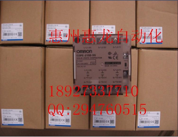 все цены на  [ZOB] 100% new original OMRON Omron solid state relays G3PE-215B-3N DC12-24  онлайн