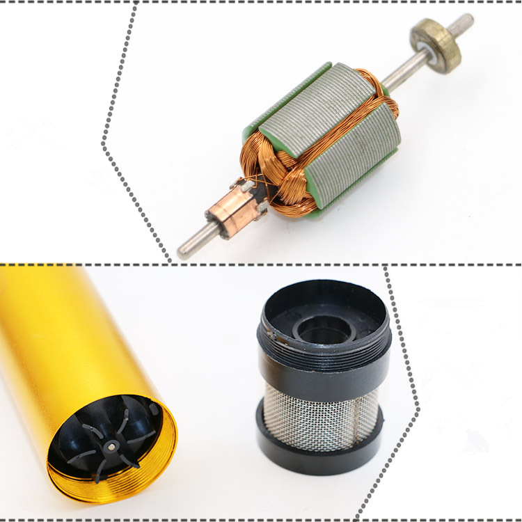 Hot DealsSubmersible-Pump Fuel-Transfer-Pump Shell Diesel-Oil-Water Electric Portable 12l/min