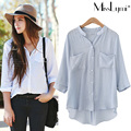 XXXL 4XL 5XL Plus Size Women Blouses 2017 Spring Summer Sexy V-neck Single-breasted Half Sleeve Loose Casual Ladies Tops Shirt