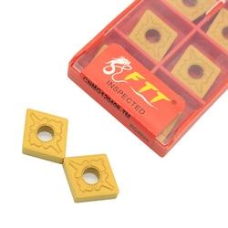 CCMT09T308 TM PC4125 narzędzia toczenie wewnętrzne narzędzia z węglika wkładka tokarka frez narzędzie tokarka