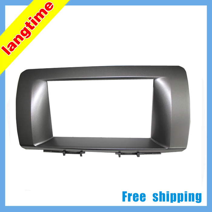 Free shipping-Car refitting DVD frame,DVD panel,Dash Kit,Fascia,Audio frame for Toyota bB,,Subaru Dex,Daihatsu coo,materia дорожка 900 1500мм
