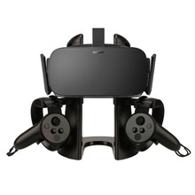 VR Display Station Holder Storage Stand For Oculus Rift Headset Controller  - Virtual Reality System
