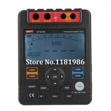 UNI-T UT513A Digital Insulation Resistance Tester Megohmmeter Voltmeter 5000V 1000M ohm w/ USB Interface Earth Ground Meter стоимость