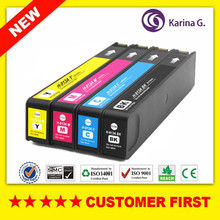 цена на Replacement ink cartridge For HP913 HP913A Compatible for HP PageWide 352dw PageWide Pro 452dw PageWide Managed P55250dw etc.