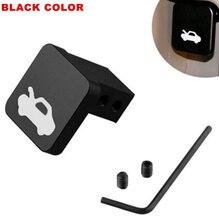 BLACK CAR BONNET HOOD LATCH LEVER PULL CABLE HANDLE RELEASE REPAIR FOR HONDA CIVIC 96-11 CRV 97-06 ELEMENT RIDGELINE