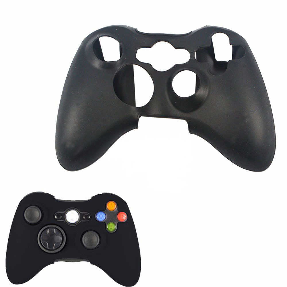1Pcs High Quality Silicone Skin Soft Case Cover for Xbox360 Xbox 360 Controller