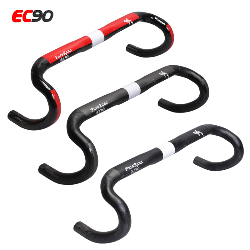 2016 Newest Road bicycle racing UD Matt full carbon handlebar internal cable carbon bike handlebar 31.8*400/420/440mm Free Ship new temani ful carbon bicycle handlebar road bike handle bar cycling racing handlebar bicycle parts 28 6 400 420 440mm