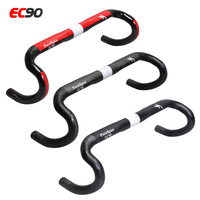 2016 Newest Road Bicycle Racing UD Matt Full Carbon Handlebar Internal Cable Carbon Bike Handlebar 31