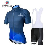 2019 KUWOMAX Summer Men's Bicycle Clothes Quick Dry Polyester Pro Cycling Jerseys Set Bike Maillot Ciclismo Cycling Clothing .