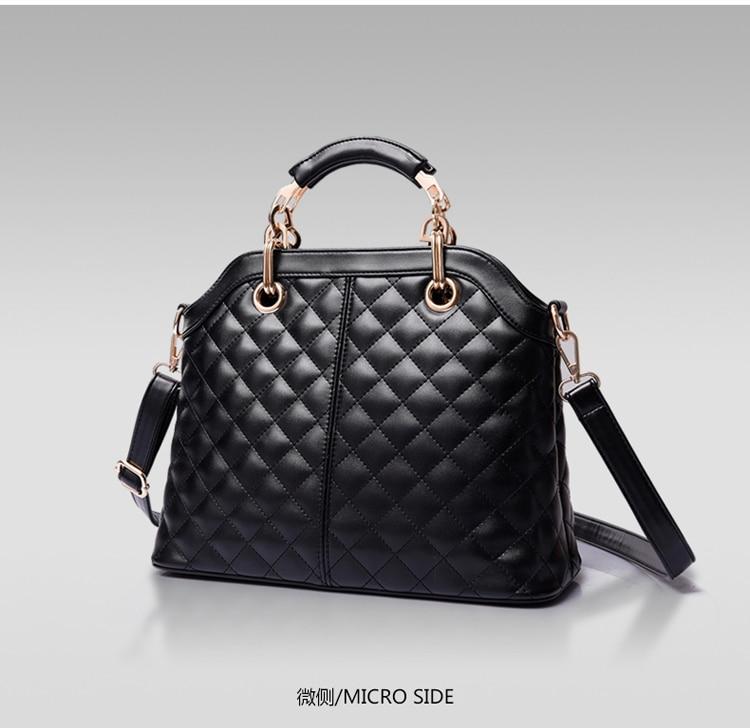 ФОТО Women Bag Bolsa Feminina Designer Handbags  Shell Women's Handbag Shoulder Big Bags Female Brief