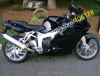 Hot Sales Flame Black Body Kit For 2005 2006 2007 2008 BMW K1200S 05 08 K