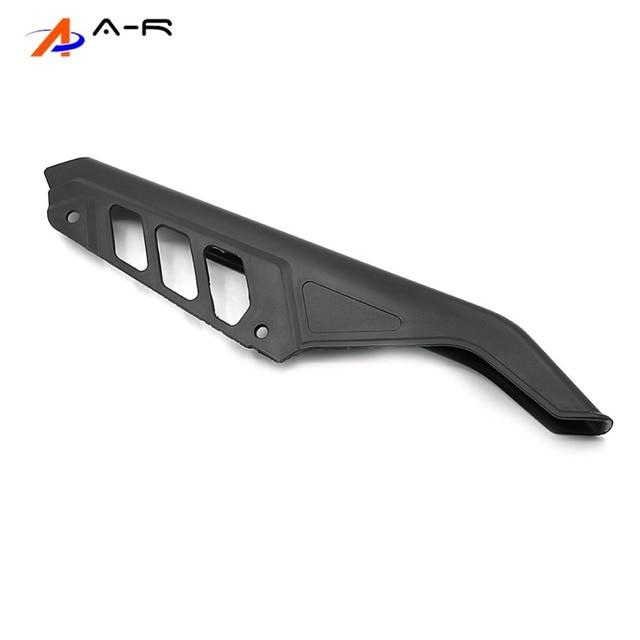 Guardabarros de cadena de ABS para motocicleta, cubierta protectora lateral, Protector para Suzuki DR125, DR200, DR650, DR 125, 200, 650, 04 17