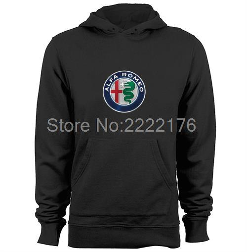 Alfa Romeo Mens & Womens Fashion Hoodies