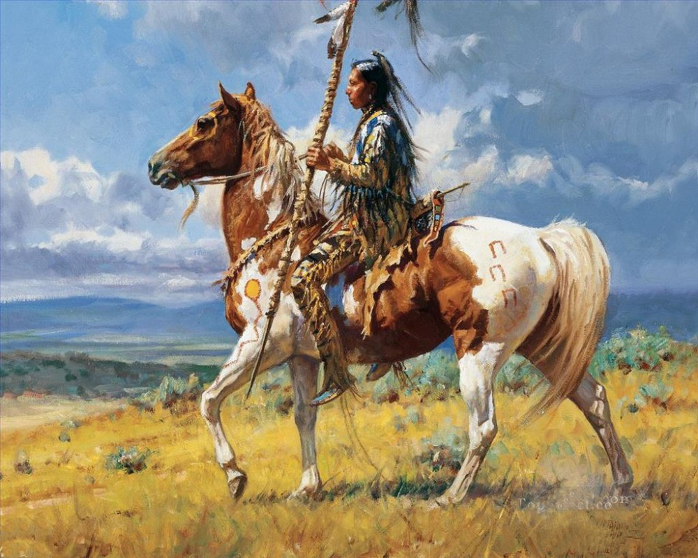 Native American Home Decor Online Get Cheap Native American Oil Painting Aliexpresscom