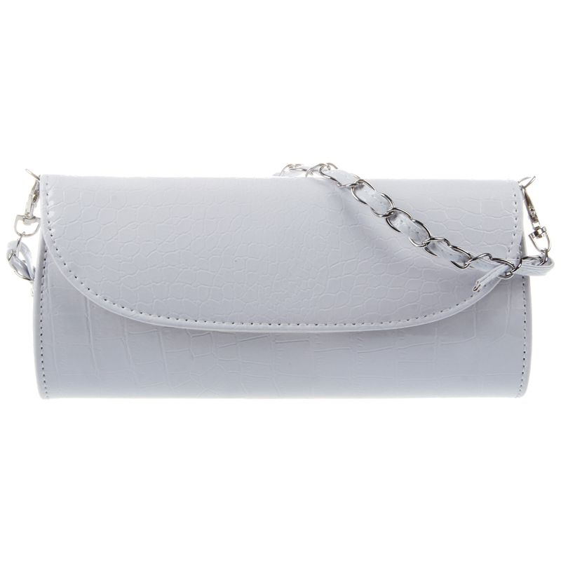 Women Clutches Wallet Cross-Body-Bag Chain-Shoulder New-Fashion Stone-Pattern