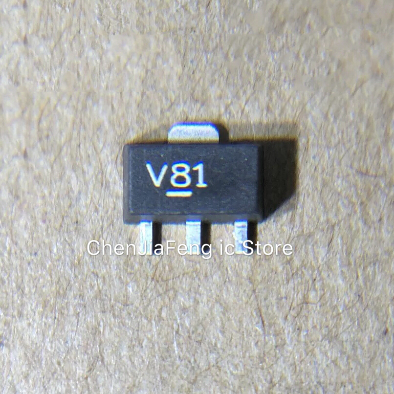 5 шт./лот новый оригинальный GVA-81 + GVA-81 V81 SOT89