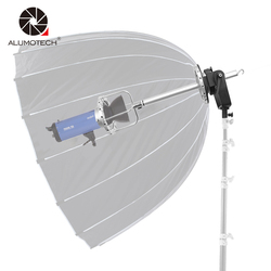 ALUMOTECH Stand Support for Big Softbox Reflector Flash Light Studio Phtotography Accessories With U Sharp Stand