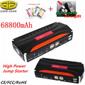 Mini Emergency Car Jump Starter 68800mAh 12V 600A Peak Protable Power Bank Multi-Function Car Battery Petrol Gasoline Diesel Car