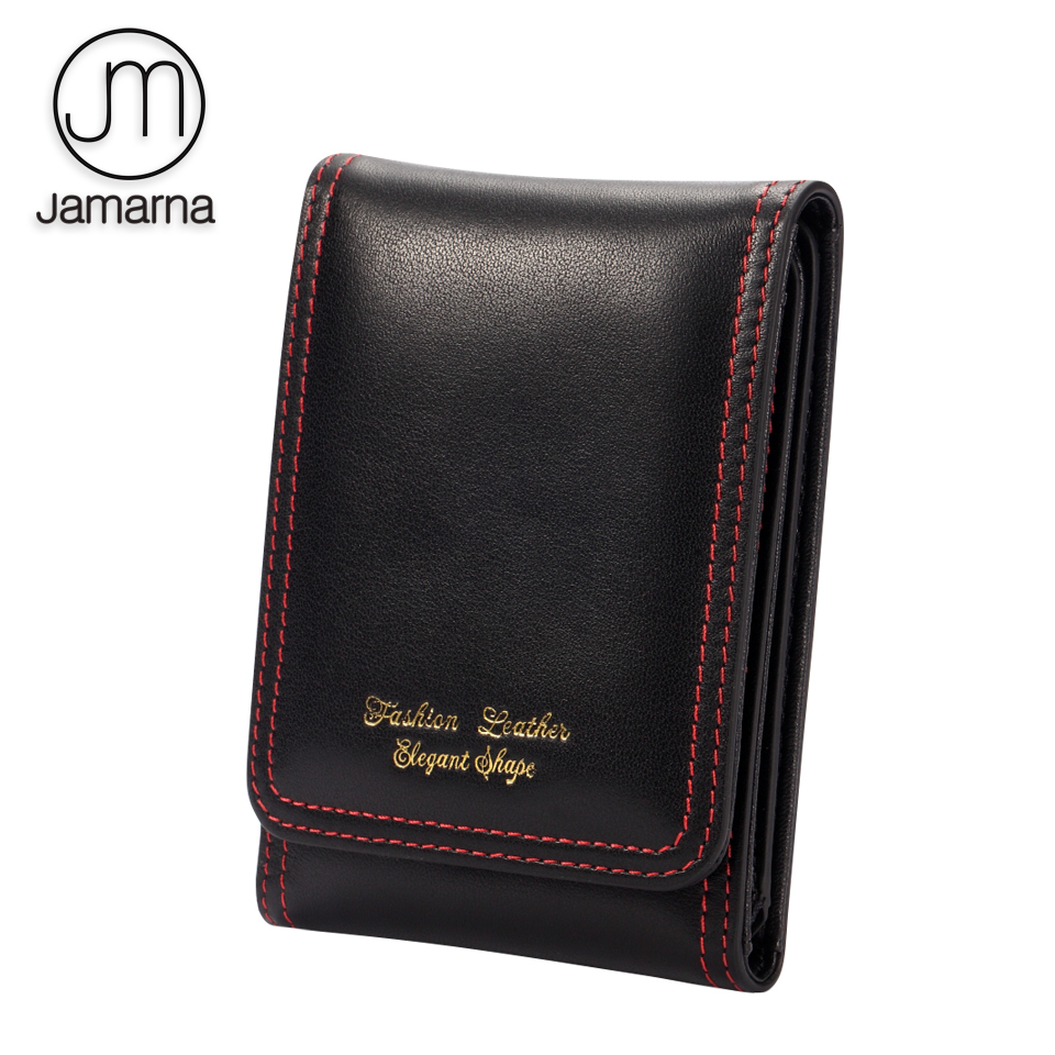 цена на Jamarna Driving License Cover Genuine Leather High Quality Drivers License Wallet Red With 2 Card Holders 2018 New Unisex