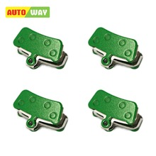 4 Pairs Mountain Bicycle Ceramics Disc Brake Pads For AVID XO Trail SRAM X.O Pad
