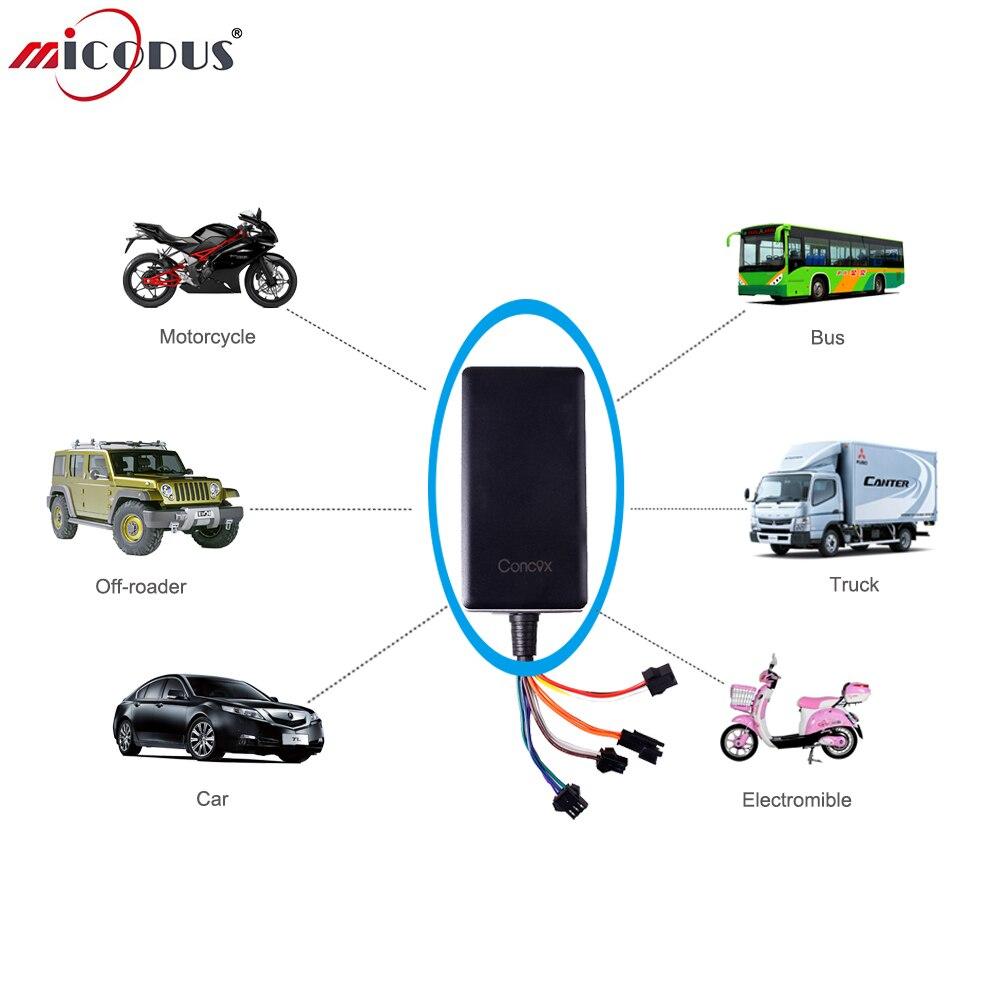 20 шт./лот автомобиля gps трекер дистанционного отрезать масло Мощность Голос монитор 9-36 В карт Google локатор автомобиль GT06N SOS ACC обнаружения