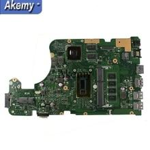 GB X555LP 4 เมนบอร์ดแล็ปท็อปสำหรับ