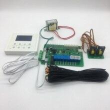 Универсальная система контроллеры для воздушным головным тепловым насосом охлаждения воды или 3-в-1 воздуха condtioners включения различных входов и выходов