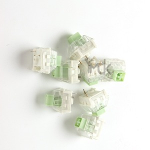Image 4 - Wholesales Kailh Box Royal Navy Blue Jade Pink Crystal Box 3 pin Switches IP56 Water proof Compatible Cherry MX Switches