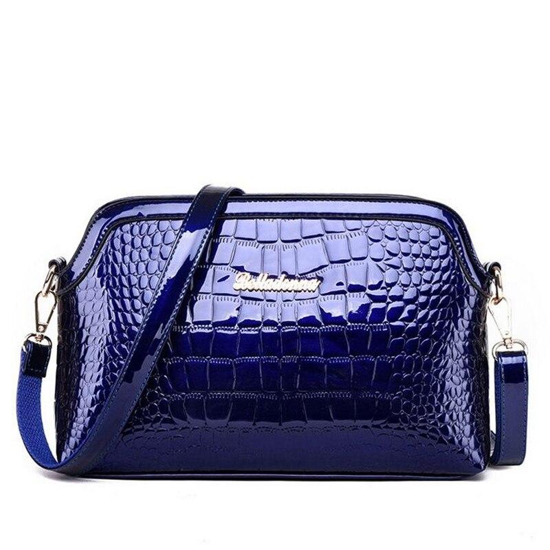 Click here to Buy Now!! Barhee Марка Крокодил Для женщин сумки Пояса из  натуральной кожи В виде ракушки сумка мода натуральной ... c0985704f6f