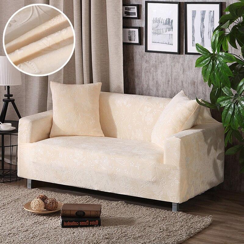 Tessuto in velluto di Spessore divano copertura di stirata posti copre Divano cover Divano a Due Posti divano Funiture ordito fodere che copre asciugamano tutti wrap