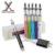 UGO Ugo-v de kit USB Passthrough UGO K9 Atomizador Cigarrillo Electrónico batería Con k9 atomizador EVOD EGO Vaporizador Pluma Kit de ugo N° 31