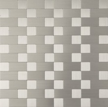 Self adhesive kitchen backsplash tiles,self aluminum tiles for wall,LSAP01