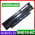 4400mAh laptop battery for Dell Inspiron M4040 M411R M5040 M511R N3110 N4050 N5050 Vostro 1450 1440 1540 1550 3450 3550 3750