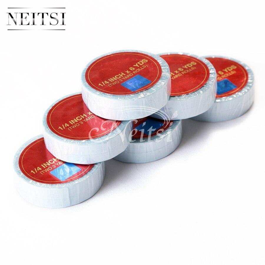 Neitsi Super Glue таспасы Германия Екі жақты - Шаш күтімі және сәндеу - фото 6