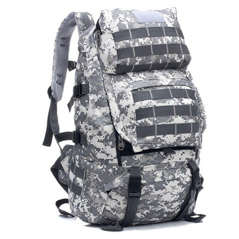 Nuevo Ejército Militar USMC Táctico Senderismo Acampa de La Caza Rifle Mochila B